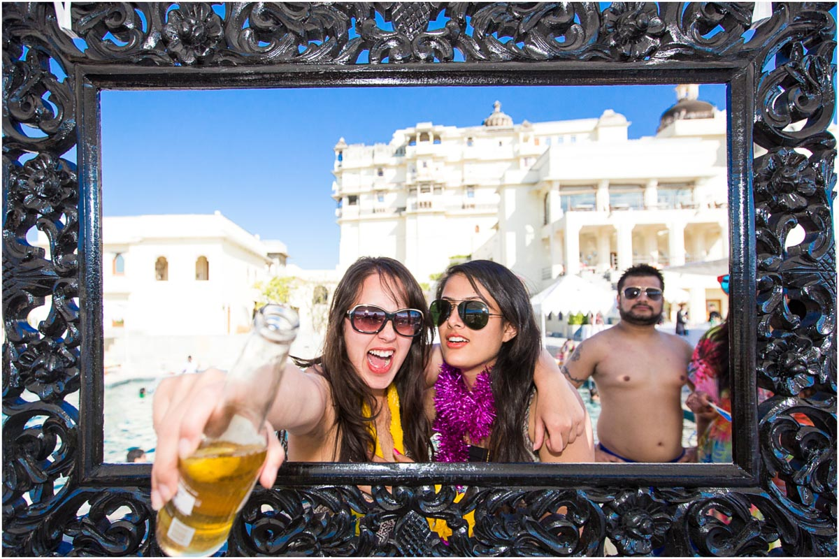 15a pool party devigarh candid indian wedding photography